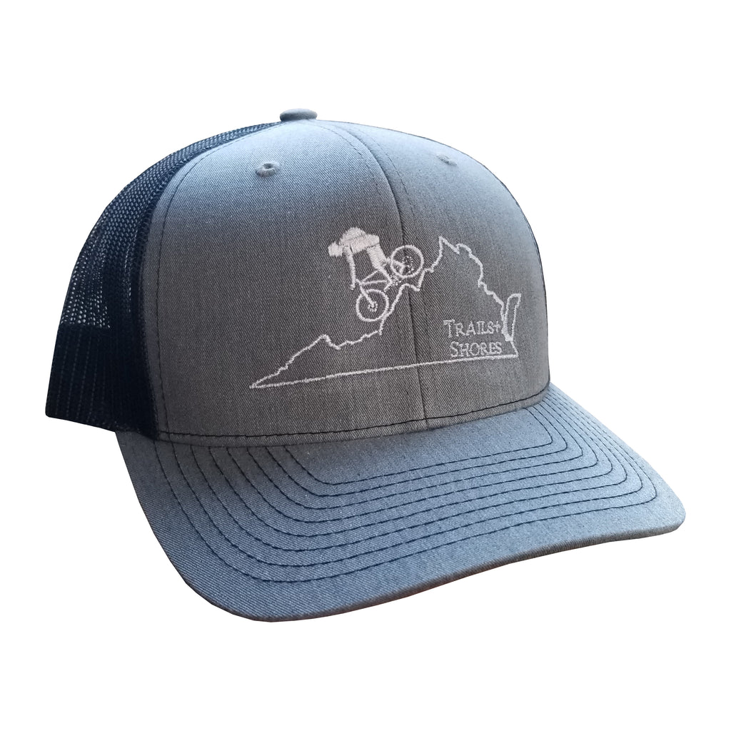 Virginia Mountain Biker Trucker