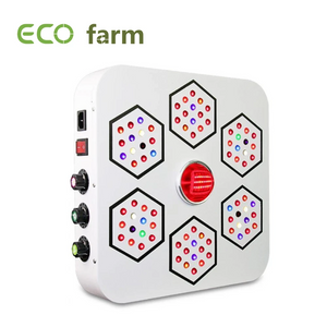 ECO FARM 900W COB LED VOLLSPEKTRUM GROWLAMPEN / PFLANZENLAMPEN-A SERIE