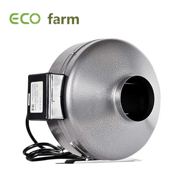"ECO Farm 4 ""/ 6"" / 8 ""/ 10"" / 12 ""Inline-Kanalventilator für Growzelte"