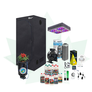 LED Hydro Komplette Starter-Growsets für 1 XL Pflanze