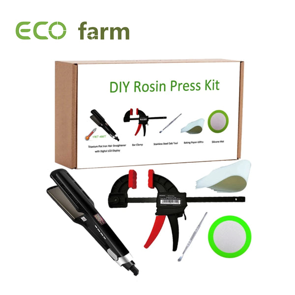 ECO Farm DIY Kolophonium Press Kit für den Haushalt
