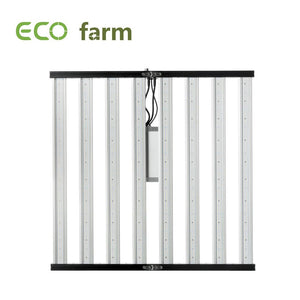 ECO Farm LED 600W Dimmbare LED Pflanzenlampe 600W (120 Grad) 3500K mit Samsung CREE-Chips und Meanwell-Treiberpanels