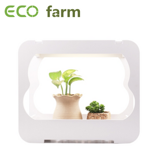 ECO Farm DIY Mini Garten Vollspektrum LED Kit mit intelligentem Timer