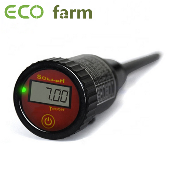 ECO Farm LCD-Anzeige Boden PH Meter Tester