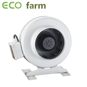 ECO Farm Gewächshauslüftungsventilatoren DIY Natural Grow Room Ventilation Kit