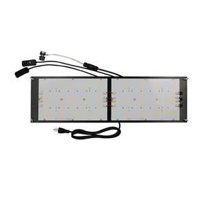 ECO Farm 120W / 240W / 320W / 480W / 600W Dimmable Quantum LED Pflanzenlampe Mit Samsung LM301H + CREE 660NM + LG 395NM + CREE 730NM Chips