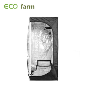Eco Farm 2,7*2,7 Fuß (32*32*84/96 Zoll) 1680D Growzelte - GG Stil