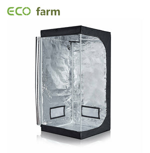 Eco Farm 2,7*2,7 Fuß (32*32*72/84 Zoll) 600D Growzelte - GG Stil