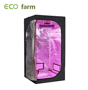 Eco Farm 2*2 Fuß (24*24*72/84 Zoll) 600D Growzelte - GG Stil