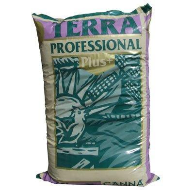 CANNA Terra Professional Plus Soil Mix 50L bag in Canada - IndoorGrowingCanada