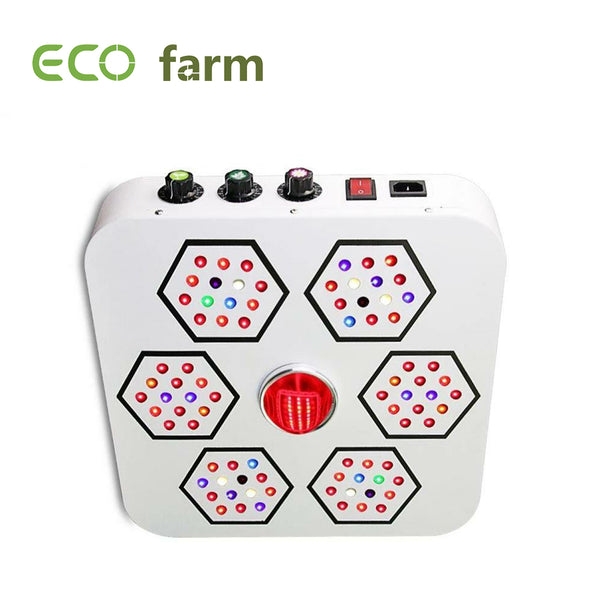 ECO Farm 520/900/1280/1660W COB LED Vollspektrum Growlampen / Pflanzenlampen-A Serie