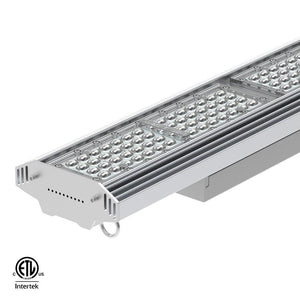 Best seller 2018 new design linear high bay warehouse led light 150w 200w 250w