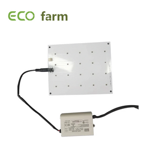 ECO Farm 30W  Quantenplatte mit CREE-ChipsRED + FAR Red Bloom Booster High Effective New Upgrade Quantenplatte (UV395nm)