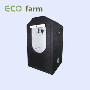 Eco Farm 4,7*4,7 Fuß (56*56*72 Zoll) Growzelte - Dach-Stil