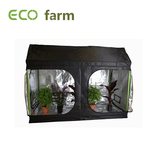 Eco Farm 4*8 Fuß (96*48*72 Zoll) Growzelte - Dach-Stil