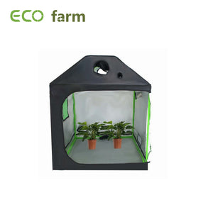 Eco Farm 5*5 Fuß (60*60*72 Zoll) Growzelte - Dach-Stil