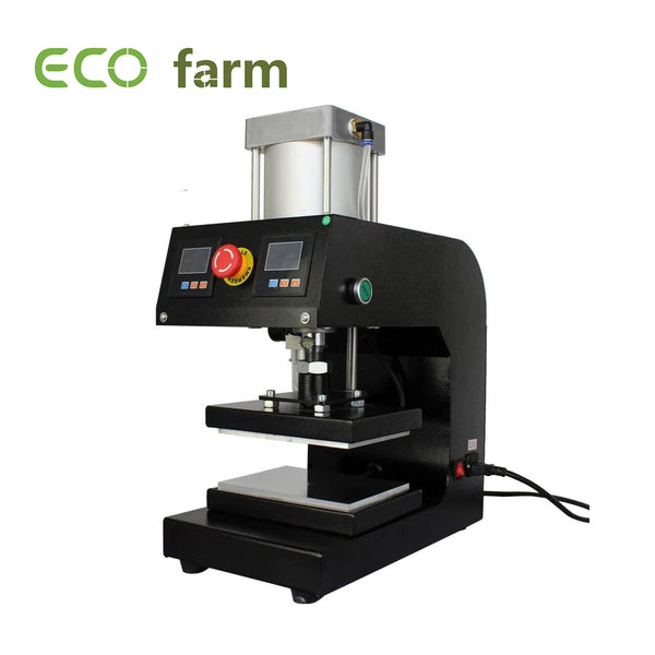 Eco Farm Pneumatische Auto Kolophonium Dab Tech Heat Kolophonium Presse 5000 PSI / 13000 PSI Power Machine