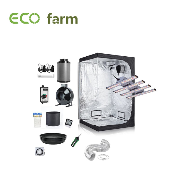 Eco Farm 3*2 Fuß (36*24*53 Zoll) DIY Grow-Paket
