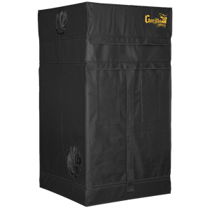 "Gorilla 3' x 3' x 4'11"" mit Extension 5'8"" Growzelte Shorty-Serie"
