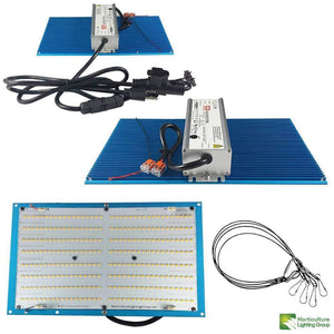 Horticulture Lighting Group 105 Watt Quantum Board LED Kit Pre-Assembled | GrowersLights