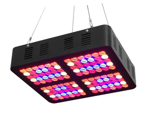 TopoLite 48X48X80 LED Growzelt Kit