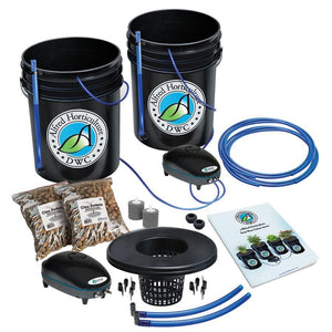 Alfred DWC (Deep Water Culture) 5 Gallone System Set