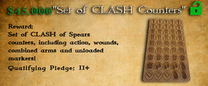 Set of CLASH counters