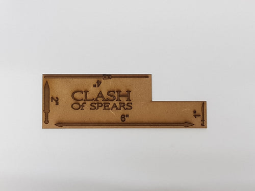 CLASH of Spears Measuring Tool 1