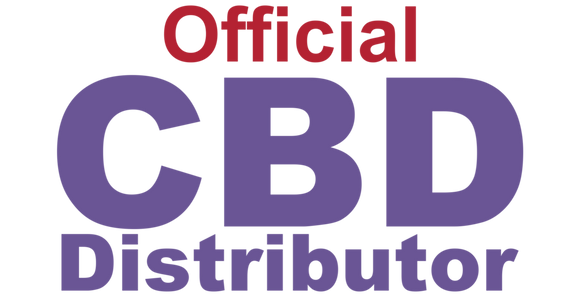 Official CBD Distributor purple