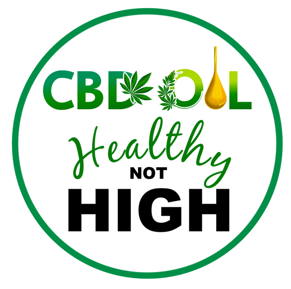 CBD Healthy Not High