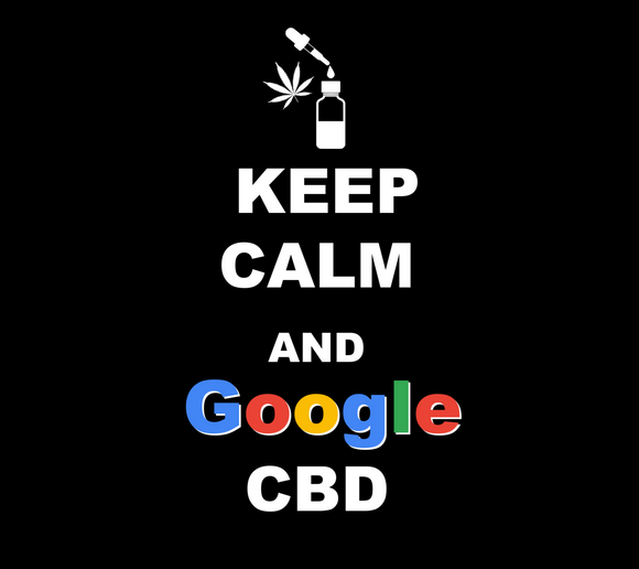 Keep Calm and Google CBD