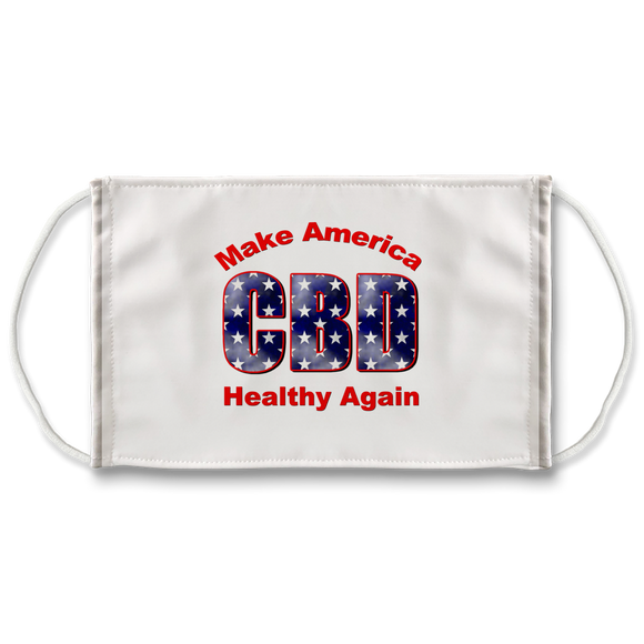 Make America Healthy Again Face Mask