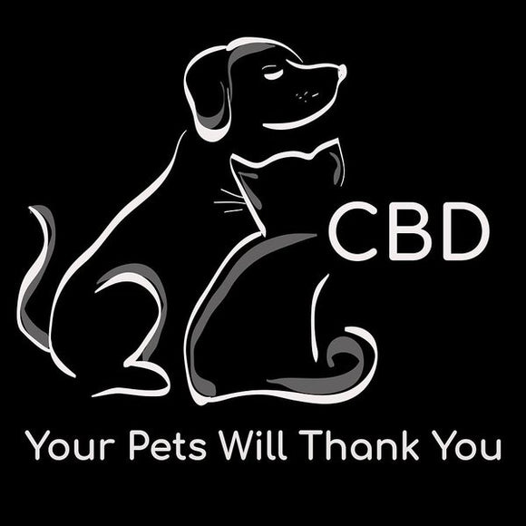CBD Your Pets Will Thank You - Art Print