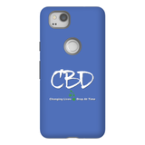 CBD, Changing Lives One Drop at a Time Google Phone Cases
