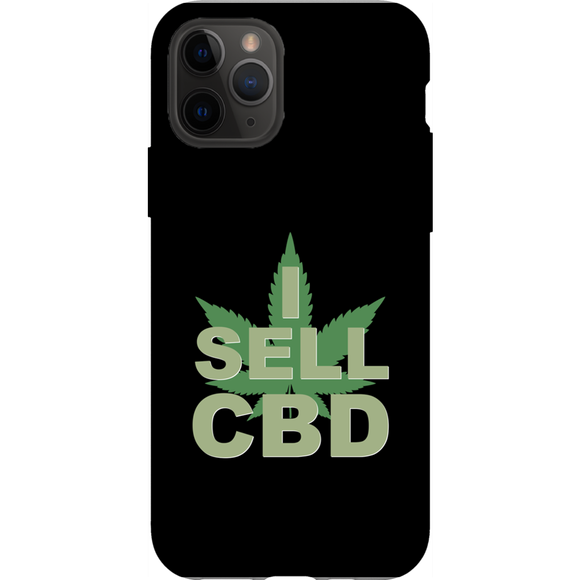 I Sell CBD iPhone Phone Cases