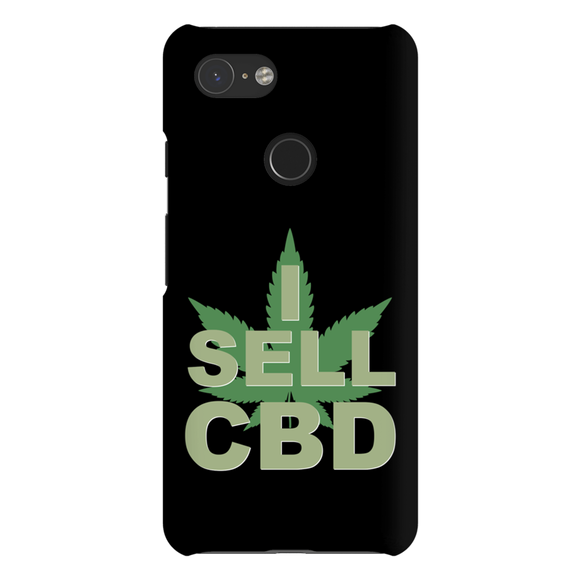 I Sell CBD Google Pixel Phone Cases