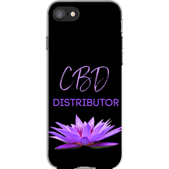 CBD Distributor iPhone Phone Cases