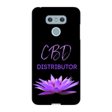 CBD Distributor LG Phone Cases