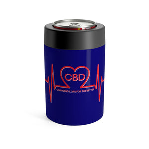 CBD Changing Lives Every Day - Koozie Can Holder