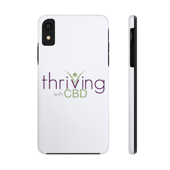 Thriving With CBD - Case Mate Tough Phone Cases