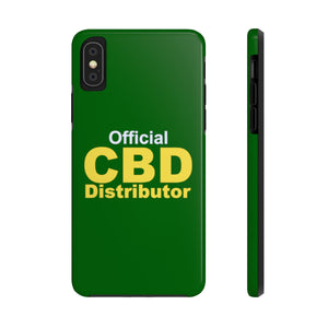 Official CBD Distributor - Case Mate Tough Phone Cases