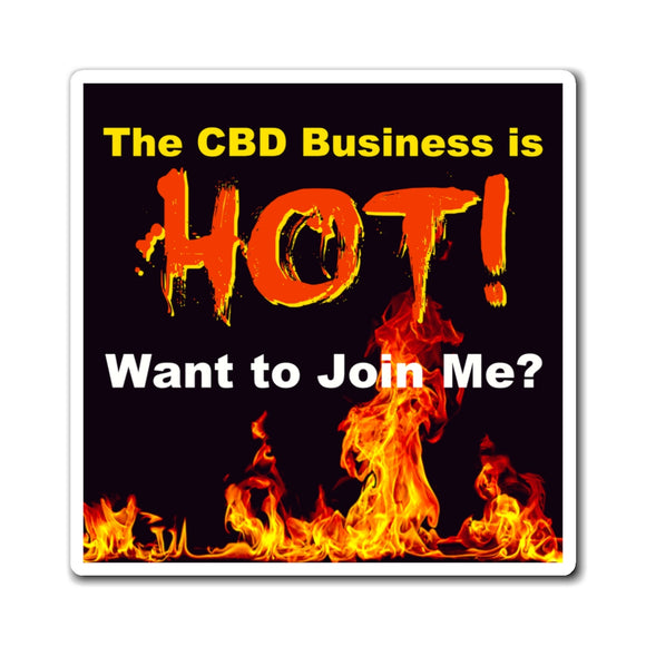 The CBD Business Is Hot,  Magnet