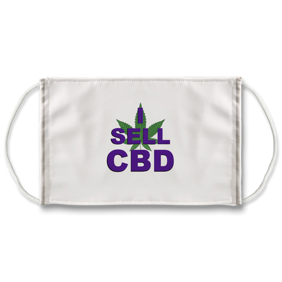 I Sell CBD Face Mask