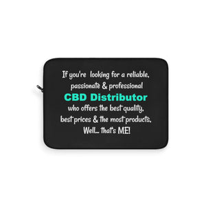Passionate Distributor - Laptop Sleeve