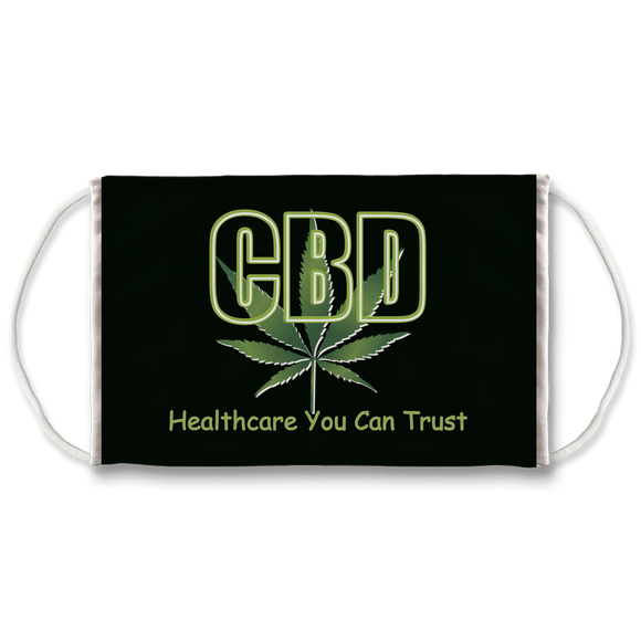 CBD Healthcare you can trust Face Mask