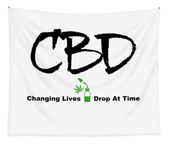 CBD Changing Lives One Drop At A Time - Tapestry