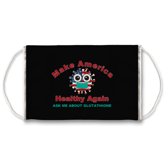 Make America Healthy Again Glutathione Face Mask