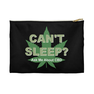 Can't Sleep? / Got Pain? Accessory Pouch