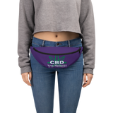 CBD, Your Wellness is My Priority Fanny Pack