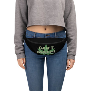 Can't Sleep? Ask Me About CBD Fanny Pack